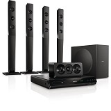 PHILIPS Home Theater 5.1 inch [HTD5570] - Home Theater System